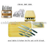 HOT SELLING HIGH QUALITY KITCHEN KNIFE SET