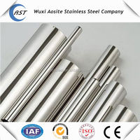 Low price 201 202 Welded Stainless Steel Pipe for decoration