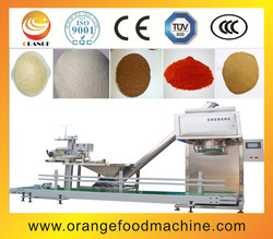 High efficiency !!! Powder weighing and packing machine