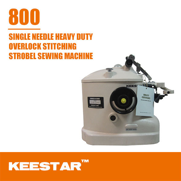 Keestar 800 industrial single needle strobel sewing machine