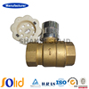 Brass Lockable Gate Valve mechanical water timer