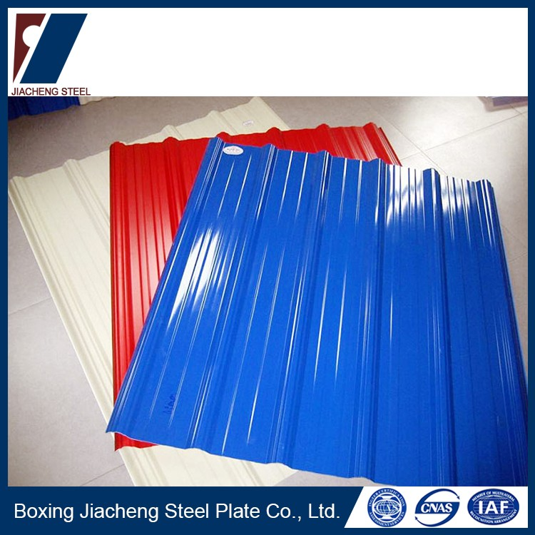roof sheet /tile used color coated galvanized steel coil ppgi/steel sheet