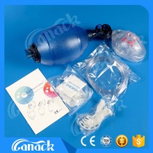 China Factory bag mask ventilation