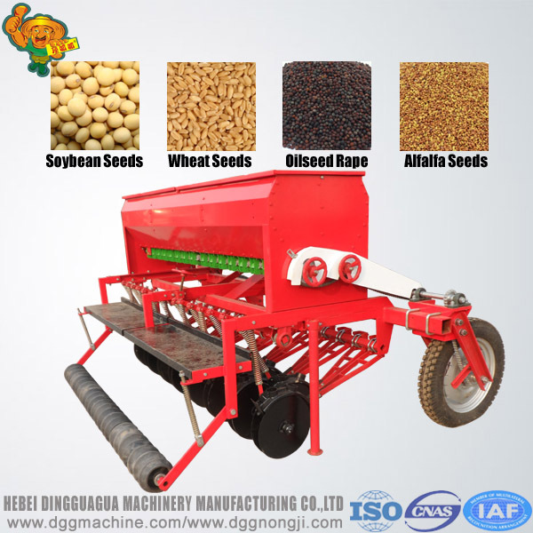 small seed planter machine