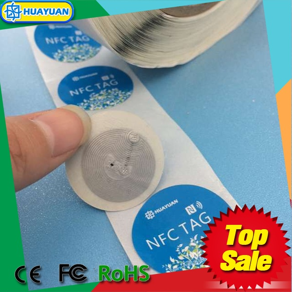 Miscellaneous applications 13.56Mhz MIFARE Ultralight EV1 AD-740 NFC inlay tag