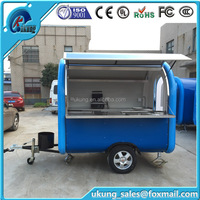 FT-165 food cart ukung machine Manufacturer with ISO9001&CE
