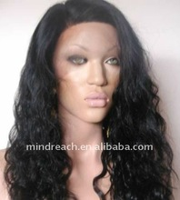 wholesale low price BW custom 16'' Synthetic lace wig