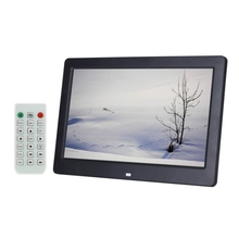 10.1 inch HD Wide Screen Digital Photo Frame with Holder & Remote Control