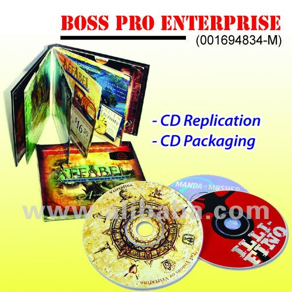 CD / DVD Replication & Packaging