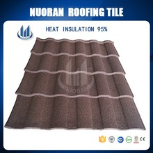 NUORAN Roof for poultry house steel roofing shingles