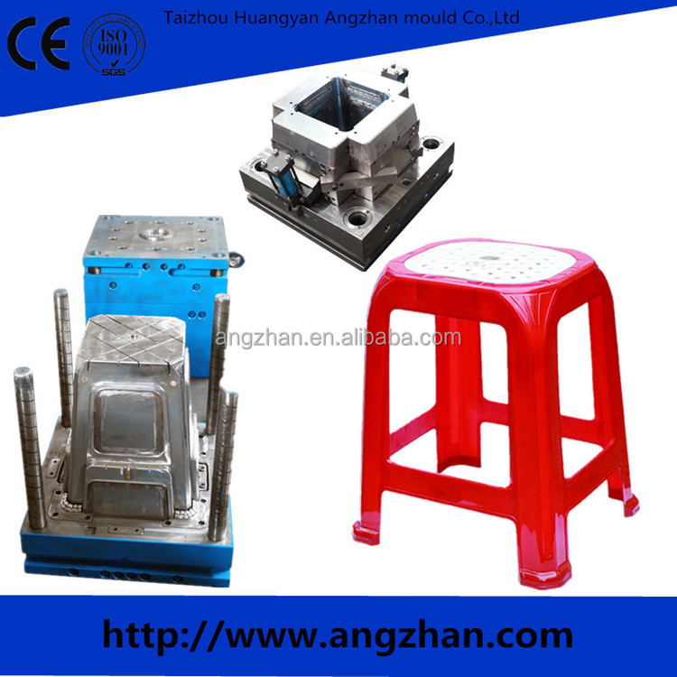 Taizhou mold maker, desk mold and furniture moulds, plastic injection desk mold