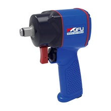 "1/2"" Ultra compact twin hammer 610 N.m air Impact wrench WFI-3370"