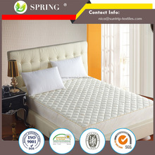Anti Dust Mited Smart Waterproof Bamboo Baby Mattress Cover high quality
