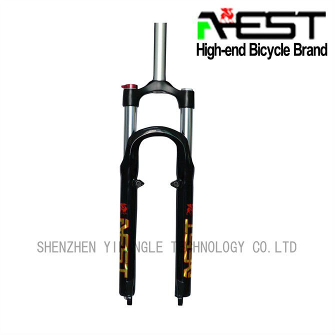 Aluminum Alloy mountain bike forks for sale