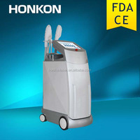 HONKON S7C Acne improvement and hair removal of e light ipl rf system