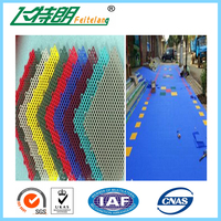 Hot sale flower flooring around swimming pool swimming pool rubber mats non-slip mat