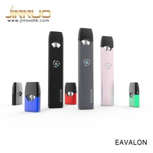 shenzhen 2018 Joecig new released EAVALON closed system cbd vape pen pods design OEM welcomed
