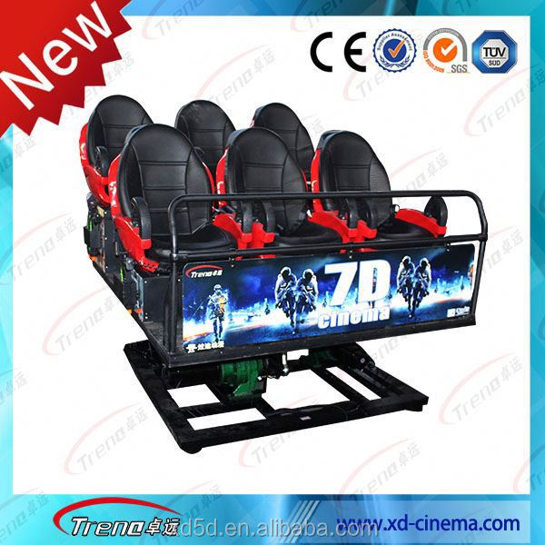 Trade Assurance home Theater 4D 5D Cinema supplier in factory