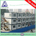 modern steel structure accommodation China containers homes