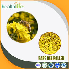 Newest 100% Wild Natural Rape Bee Pollen