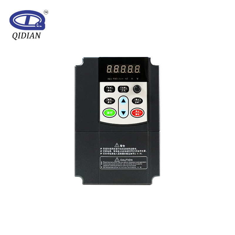 Hot sale 15kw ac motor speed controller 0.75kw vfd 230v single phase to 3 phase output frequency inverter