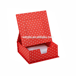 Red Square Wedding Door Gift Box For Wedding