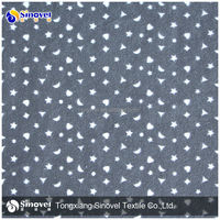 100% polyester punched suede fabric/Hole Punched Suede