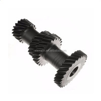 Custom steel cluster gear , auto transmission gear TS16949 Certification