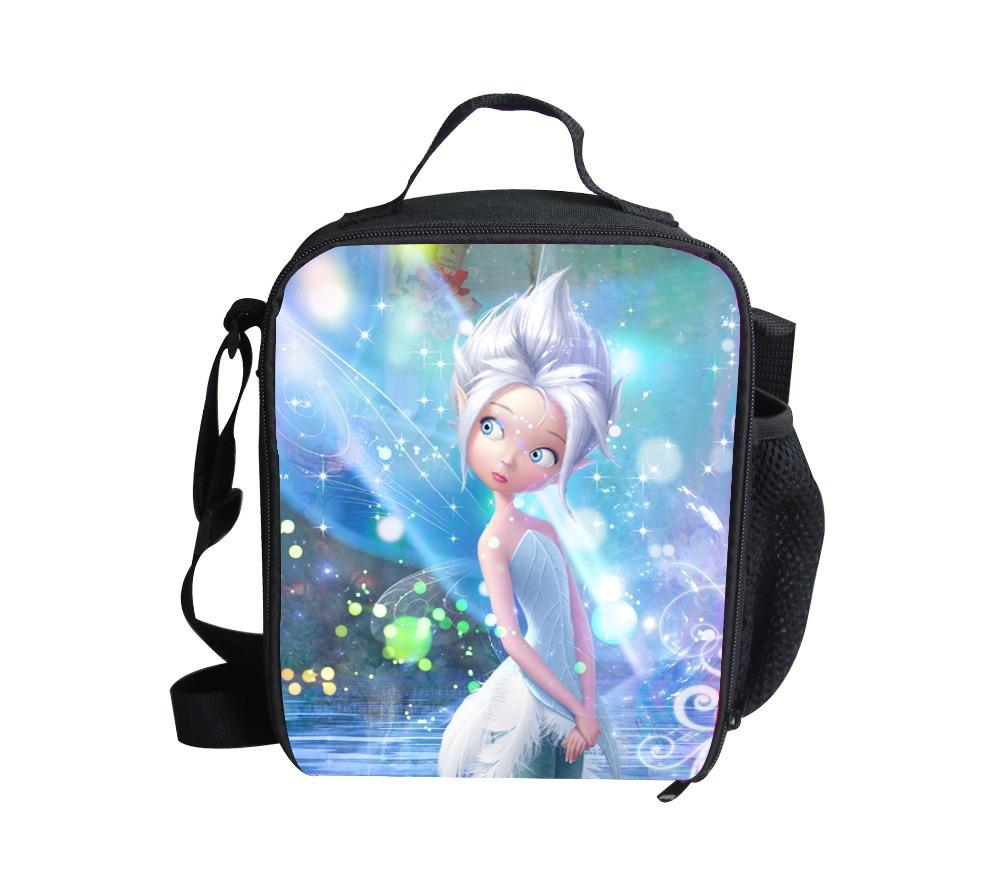 New Cartoon Children Lunch Bag For School Fashion Pirate Fairy Kids Bo Mochila S Cute Princess Baby Free In Price On