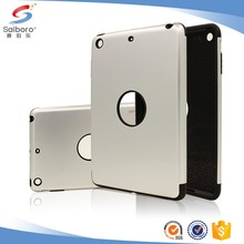 Two in One TPU +PC for ipad2 case