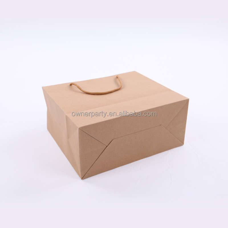 Eco-friendly Happiness Paper Bag Present