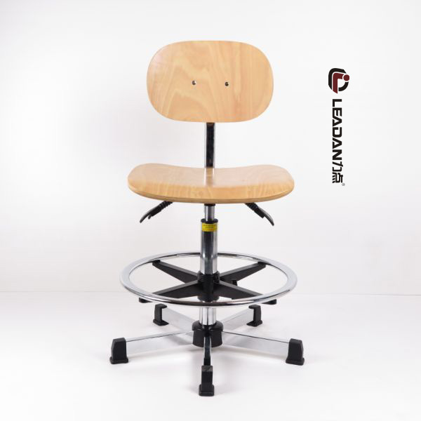 Industrial Plywood Chair