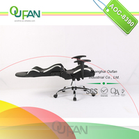 Oufan 180 Degree Lay down Office Chairs for Sleeping AOC-8390