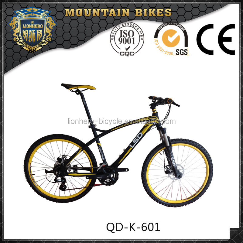 sport bike/mountain bicycles for man china factory