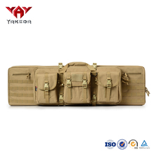 "36"" stock hunting rifle gun bag khaki long locking military tactical rifle gun case"