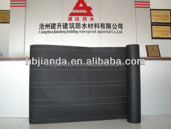 ASTM bitumen waterproofing membrane roof membrane from China