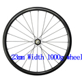 Practical carbon fiber stable 30mm BIKE bicycle light wheels