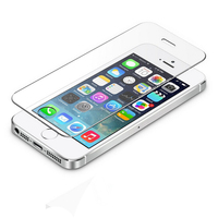 Premium Tempered Glass Screen Protector for iPhone 5s, For iPhone 5, For iPhone 5c