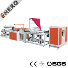 BML-1000F Full automatic high speed food paper bag making machine plastic bag making machine