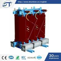 Best Brand Two Winding 3 Phase Electrical Equipment 630 Kva Dry Transformers