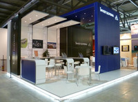china indoor outdoor exhibition booth design and construction