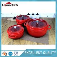 Plastic aluminum stock pot made in China