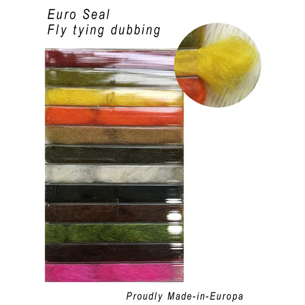 High quality Fly tying material dubbing-Euro Seal dubbing