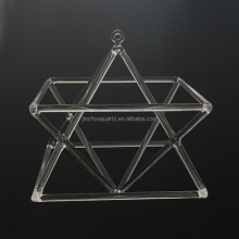 Shaped Singing Crystal Pyramid