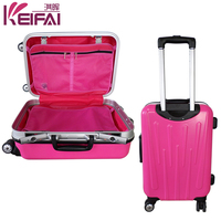 Hot Sale Children Travel Trolley Luggage Bag With 4 Universal Wheels