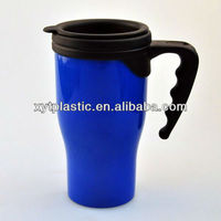 16oz plastic tumbler with cover