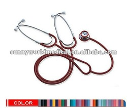 SW-ST10B dual head Stethoscope for teaching use