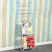 Best choice wholesale cheap newspaper and magazine display rack