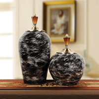 Wholesale European Classic Antique Jar Home Decor items