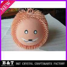 Professional toys Sale Popular animals puffer ball